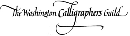 Washington Calligraphers Guild
